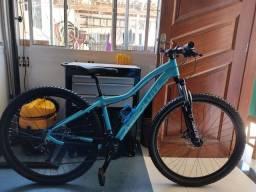 Título do anúncio: Bike 29 Absolute feminina NOVA!