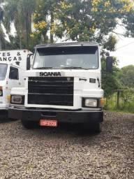 Scania 112H 1984 Branco
