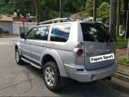 "Vendo para Troco "" Pajero Sport Diesel 4x4 AT"""
