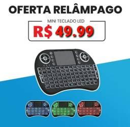 Título do anúncio: Controle led mini teclado