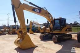 Escavadeira CAT 320 - 2012