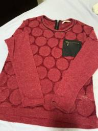 Título do anúncio: Blusa manga comprida lãzinha