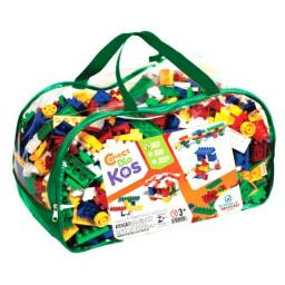 Título do anúncio: Conect Blokos de 350 Peças estilo LEGO - Frete gratuíto pelo nosso site Nikompras.com - ES