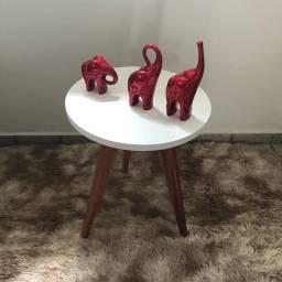 Mesa de canto/ criado-mudo nicho retrô