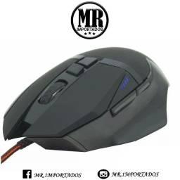 Mouse Gamer Xsoldado Com Led Infokit Conexão Usb Gm-601 (entregamos).