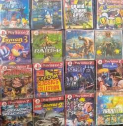 Vendo Jogos de Play 2e Acessórios