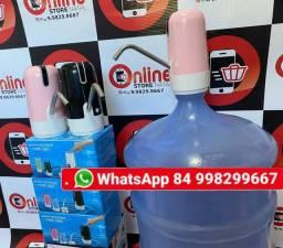 Bebedouro Filtro Elétrico P Garrafão Galão Água Recarregável