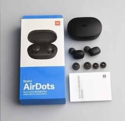 Título do anúncio: Fone Airdots Xiaomi Bluetooth (Lacrado)