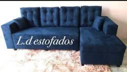 Título do anúncio: Sofá de fábrica