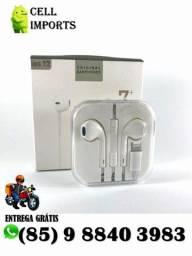 Headphone Ear 7+ Iphone, Entrega Grátis