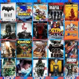 Título do anúncio: Mais de 3000 jogos originais no seu console