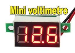 Mini Voltímetro