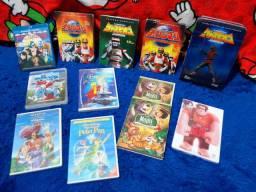 DVD e Blu-Ray Disney Tokusatsu