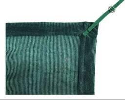 Tela Sombrite Verde 80% - 3m X 3m - verde