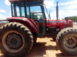 Trator Massey Ferguson ano 2010 290 4x4