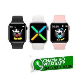 Título do anúncio: Relógio SmartWatch iwo13 T900 Troca Pulseira * Poucas Peças