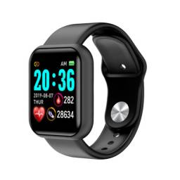 Relógio Smartwatch Inteligente D20 Pro Y68 Black