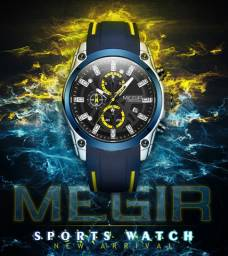 Relógio Megir Esportivo