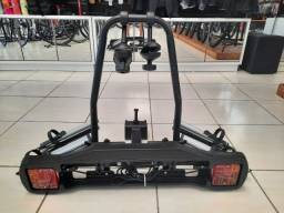 Transbike Suporte Rack Engate 2 Bikes Placa Piscas Lanternas