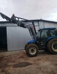 2012 Holland trator new holland 2012