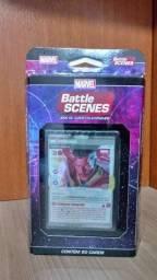Título do anúncio: Deck Inicial Temático Marvel Battle Scenes Despertar Sombrio