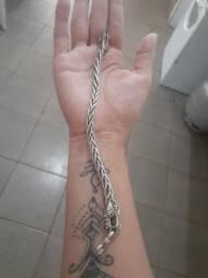 Título do anúncio: Vendo pulseira de pulso cabeça de dragão 50g