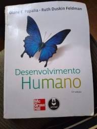 Título do anúncio: Livro desenvolvimento humano 12 edição