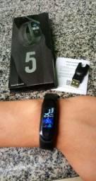 Pulseira Inteligente Smartwatch M5 Bluetooth