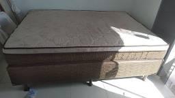 Cama box casal, Ortobom. 550