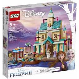 Lego Frozen Castelo de Arendelle