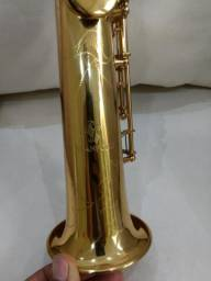 Sax Soprano na Promoção