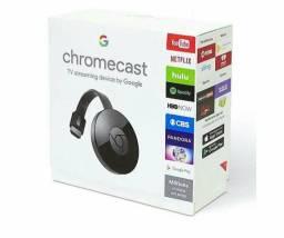 Chromecast 2 novo na caixa com garantia