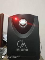 Monitor positivo e transformador