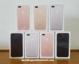 Iphone 7 plus 32GB Novo Lacrado- Faço Trocas -Parcelo ,Garantia 1 Ano -Anatel Original