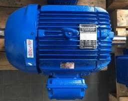 Motor elétrico weg 10cv 4 pólos trifásico 220/380/440v