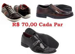 8600254716 Sapatos Casual e Social na Promoção   Leia o Anúncio