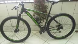 Bicicleta oggi aro 29 nova zerada