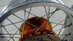 Rodas personalizadas em aluminio