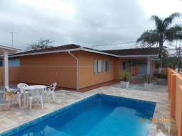 Casa em Matinhos c/piscina para o Carnaval