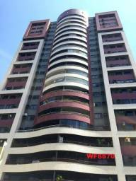 AP0754 Vera Cruz, apartamento no Meireles, 3 suítes, 3 vagas, próximo Beira Mar, vista mar