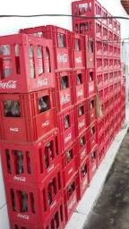 Vendo caixas de coca-cola