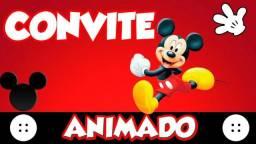 Convite Animado - A sensação do Momento!!