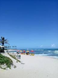 Terreno em arrembepe frente de praia