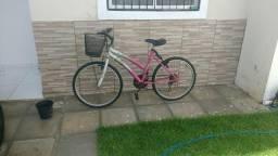 Bicicleta feminina! (aceito cartão)