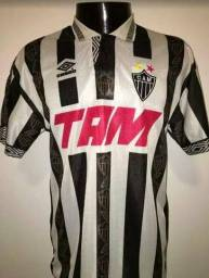Camisa Atlético-MG/Galo Umbro 1996