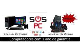 Manutenção Formatação Suporte Conserto Computador Socorro SOS - Caxias do Sul