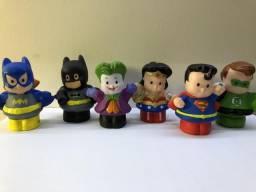 Super heróis little people