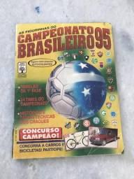 Álbum Copa do Mundo 1994/Brasileirão 95 e 96 Completo