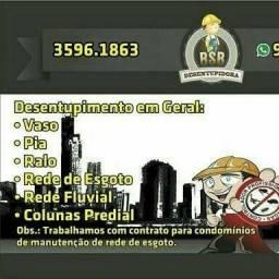 Desentupidora 985761267