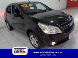 CHEVROLET AGILE 2012/2012 1.4 MPFI LTZ 8V FLEX 4P MANUAL - 2012